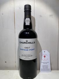 Churchill's Port Vintage 1997