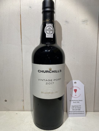 Churchill's Port Vintage 2017