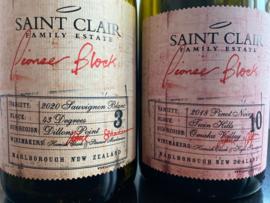 Wine tasting - Saint Claire Family estate