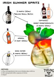 Irish summer spritz