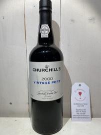 Churchill's Port Vintage 2000