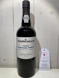 Churchill's Port Vintage 1989