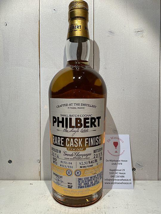 Philbert rare cask finish oloroso
