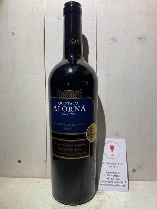 Wijnhoeve red blend - Alorna