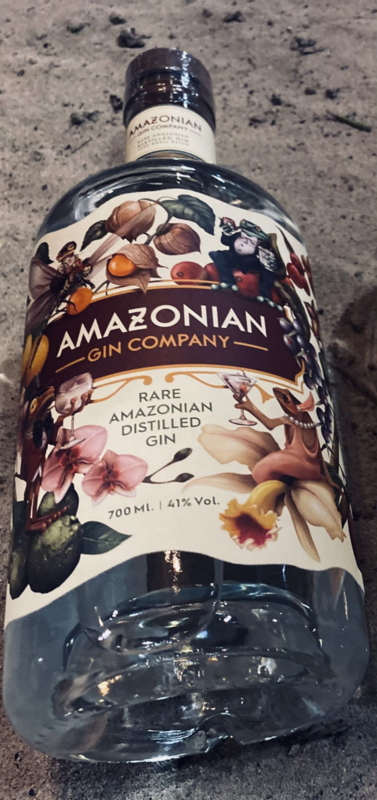 Amazonian Gin uit Peru