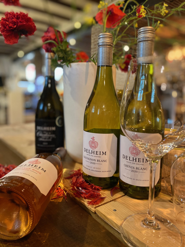 Wine tasting - Delheim, worth the journey