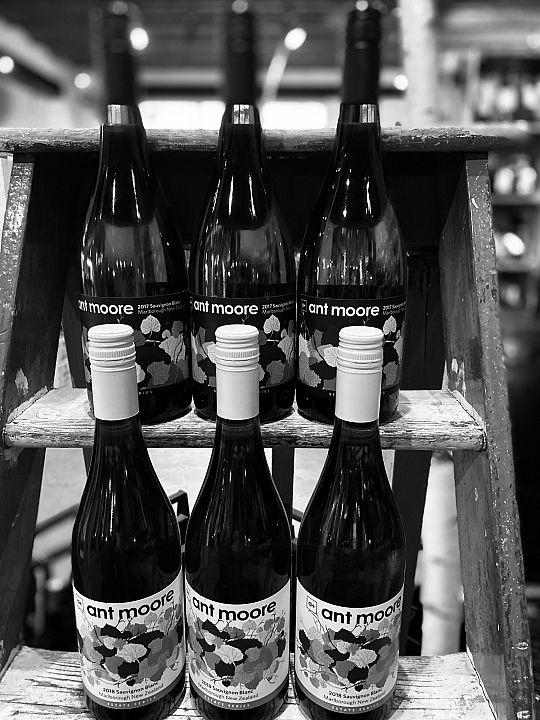 Ant Moore wijn