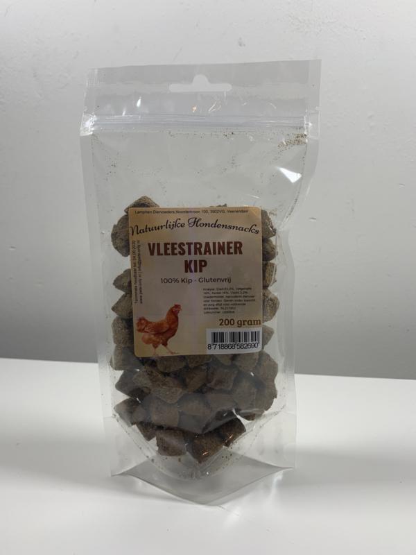 Vleestrainers kip - 200 gram
