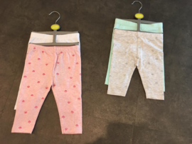set van 2 leggings Lemon beret