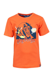 Someone jongens shirt bono oranje