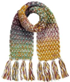 Nicole oyster sjaal barts