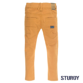 Twill Garment washed slim fit- Sturdy