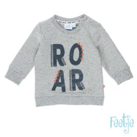 sweater ROAR- Stay wild- Feetje