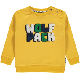 sweater Shay: Wolf pack Tumble'n dry