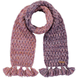 Elsie scarf purple barts