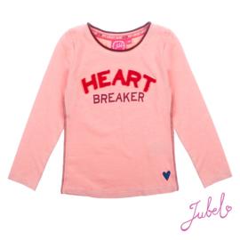 Longsleeve Heart Breaker- Lucky Star- Jubel