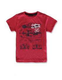 "T-shirt lemon beret ""Daytona raceway"""