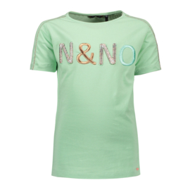 NONO MEISJES SHIRT N003-5409/315 GROEN