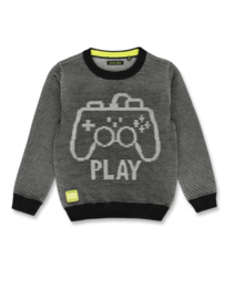 pull game console black/navy blazer