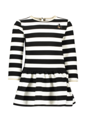 kleedje met strepen- Le Chic