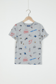 T-shirt brian and nephew