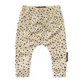 Cheetah- nude baggy broek