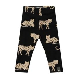 Wild cheetah legging