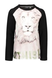 Longsleeve leeuw moodstreet M909-6438-395