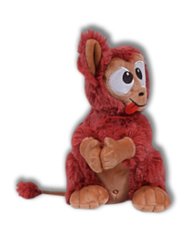 Woody knuffel spookdier 192-1-TOY-V/030