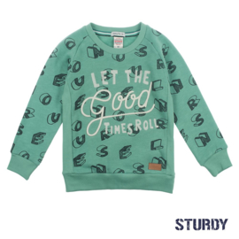 Sweater Good Times- Concrete Jungle- Sturdy