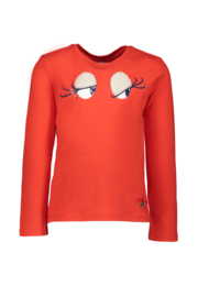 T-shirt pearly big eyes- Le Chic