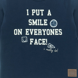 Longsleeve I put a smile- -Smile- Feetje
