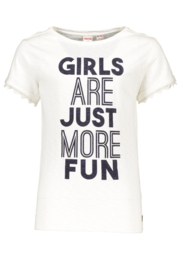 """T-shirt SCM """" Girls are just more fun"""""""