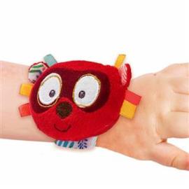 Armband rammelaar Georges- Liliputiens