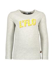 Longsleeve Flo F908-6400-720 grey melee