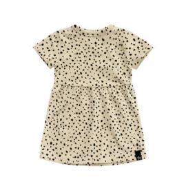 Cheetah- nude kleedje