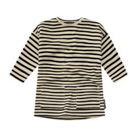 Stripes- nude tuniek