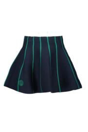 rokje met groene streep B-nosy: Y909-5730-109