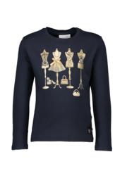T--shirt golden mannequins- Le Chic