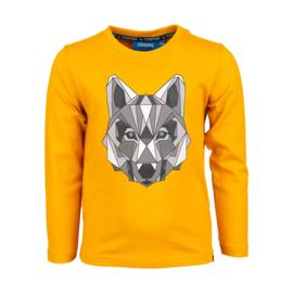Someone longsleeve kubus wolf CUBE-SB-03-A OKER