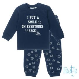 Pyjama I put a smile- Feetje