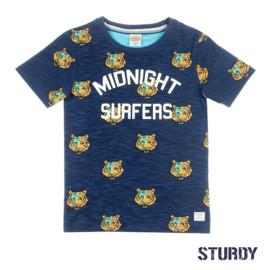 STURDY JONGENS SHIRT 71.700.295 BLAUW