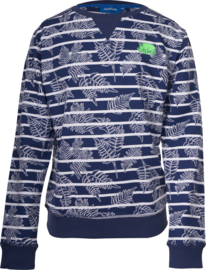 Someone sweater blauw TARZAN-SB-16-E