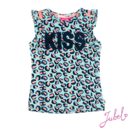 T-shirt kiss jubel