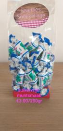 Muntsmaak suikervrij
