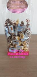 Chocoladesmaak suikervrij