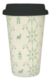 Bamboe Koffiebeker