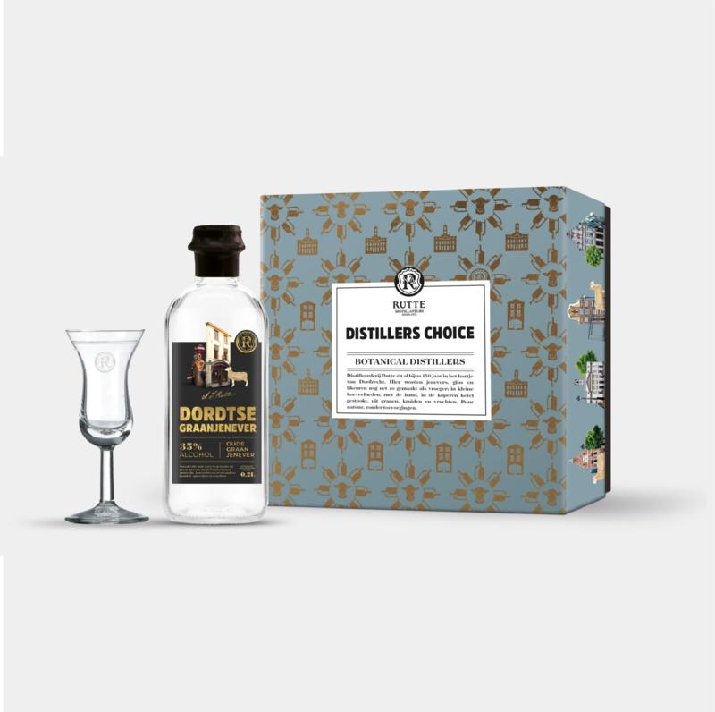 Geschenkdoos Distillers Choice