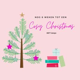 Nog 6 weken tot een cosy christmas