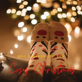 Nog 5 weken tot een cosy christmas